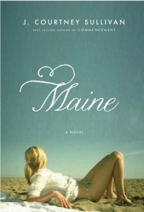 Book cover of Maine