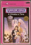 Cover image of the Dell/Yearling edition of A Wrinkle in Time