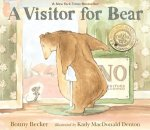 Cover of A Visitor for Bear