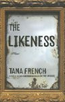 Cover image of The Likeness by Tana French