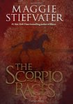 Cover image of The Scorpio Races by Maggie Stiefvater
