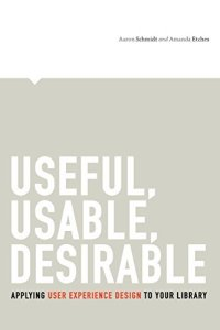 Cover image of Useful, Usable, Desirable