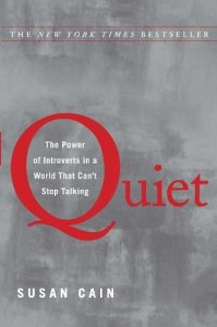 Cover image of Quiet by Susan Cain