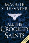 Cover image (not yet final) of All the Crooked Saints
