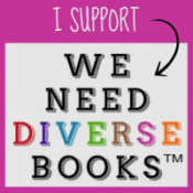 We Need Diverse Books virtual button