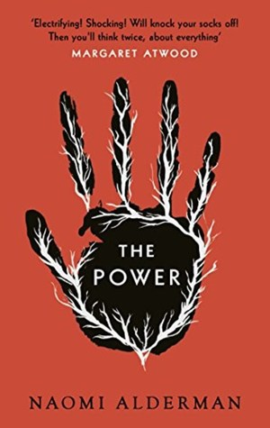 US cover of The Power by Naomi Alderman