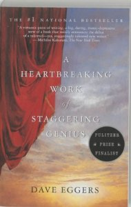 Cover image Heartbreaking Work of Staggering Genius
