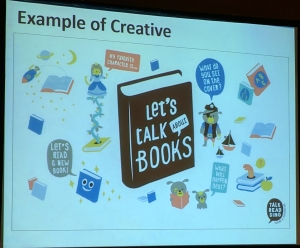 Slide: Example of Creative