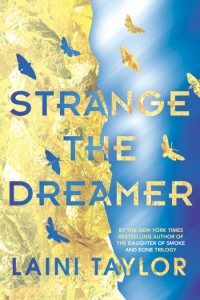 Cover image of Strange the Dreamer
