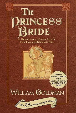 Cover image of The Princess Bride 25th anniversary edition
