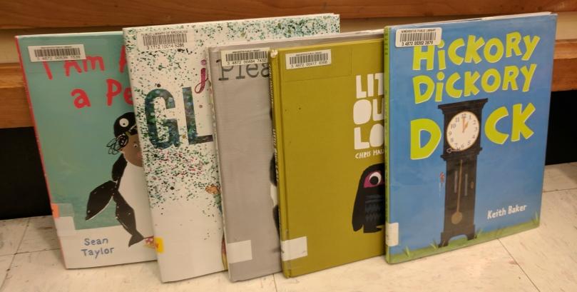 Five picture books