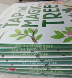 Copies of Tap the Magic Tree