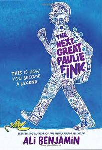 Cover image of Paulie Fink