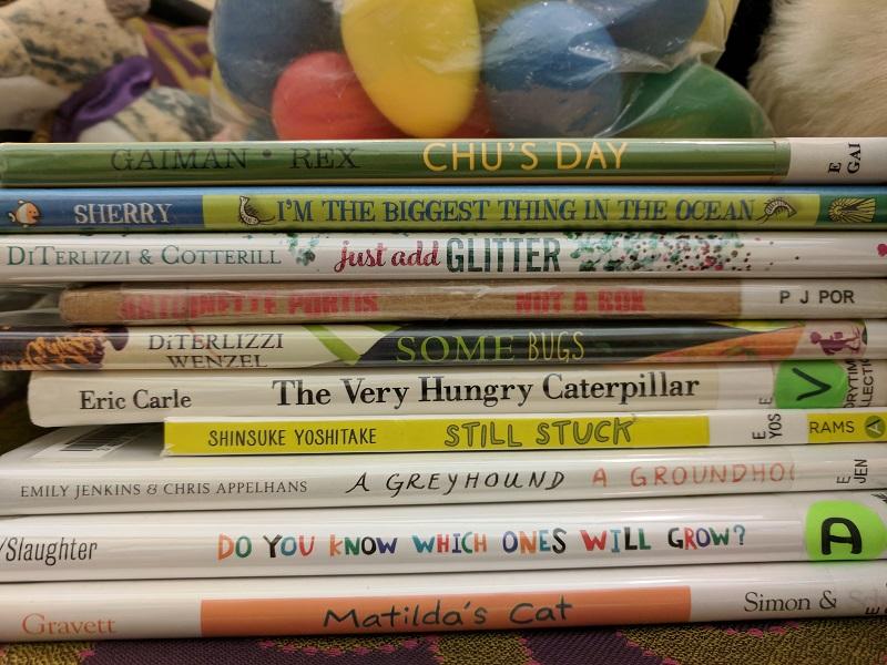 Books for storytime