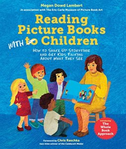 Cover of Reading Picture Books With Children