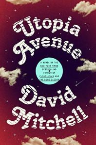 Cover image of Utopia Avenue