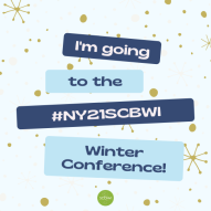 #NY21SCBWI badge
