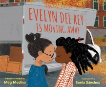 Cover of Evelyn Del Rey is Moving Away