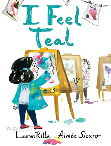 Cover image of I Feel Teal