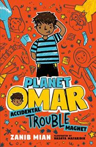 Cover image of Planet Omar