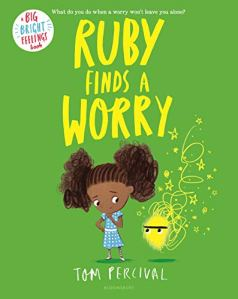 Cover image of Ruby Finds A Worry