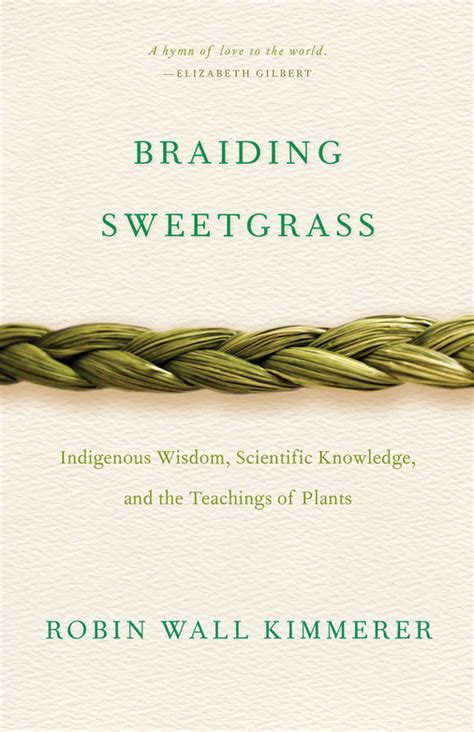 Cover image of Braiding Sweetgrass 2020