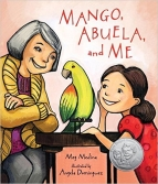 Cover image of Mango Abuela and Me