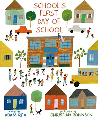 Cover image of School's First Day of School