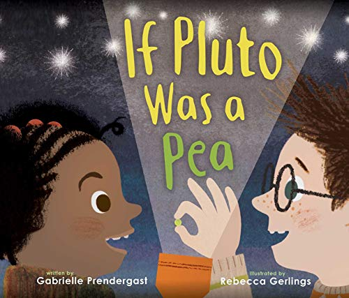 Cover image of If Pluto Was A Pea