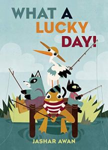 Cover image of What A Lucky Day
