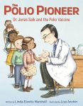 Cover image of The Polio Pioneer