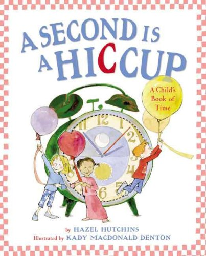 Cover image of A Second Is A Hiccup